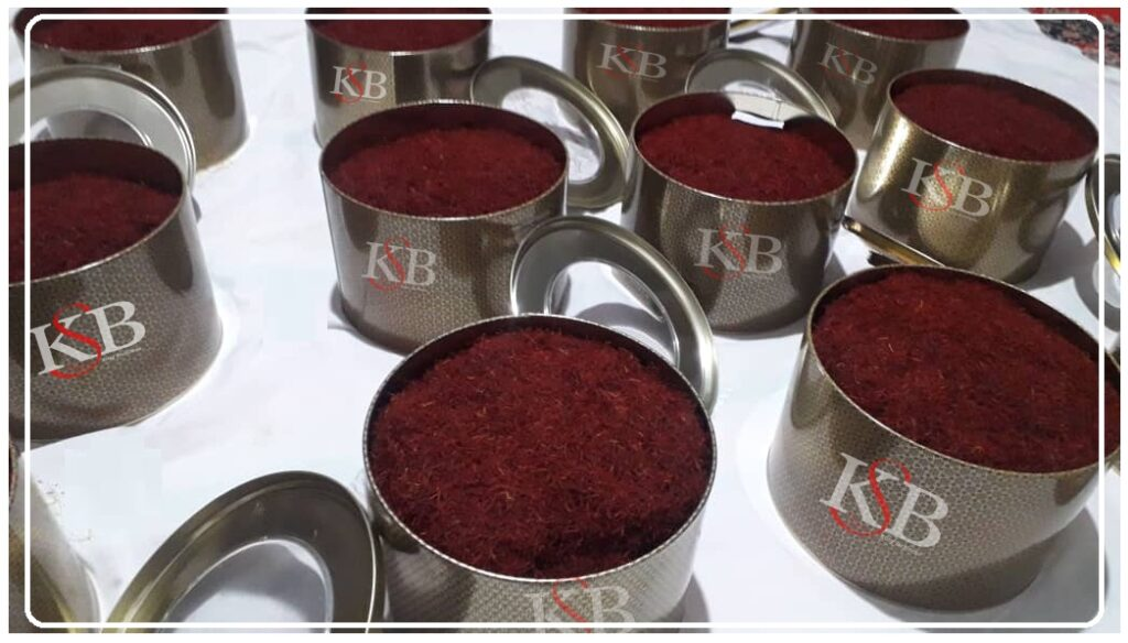Exporting saffron purchase price