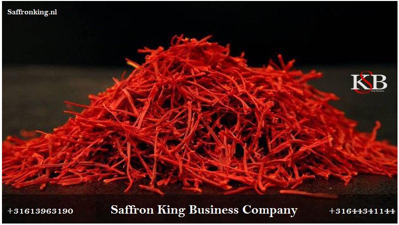 Quality of saffron