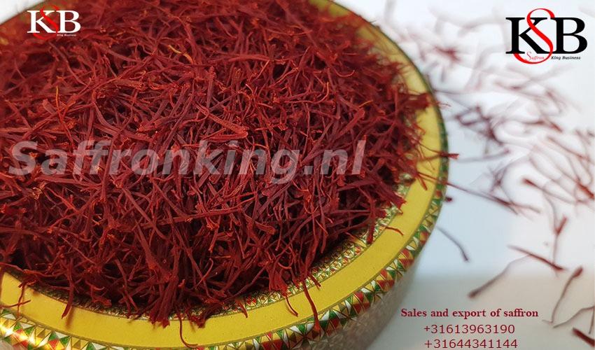 types of saffron