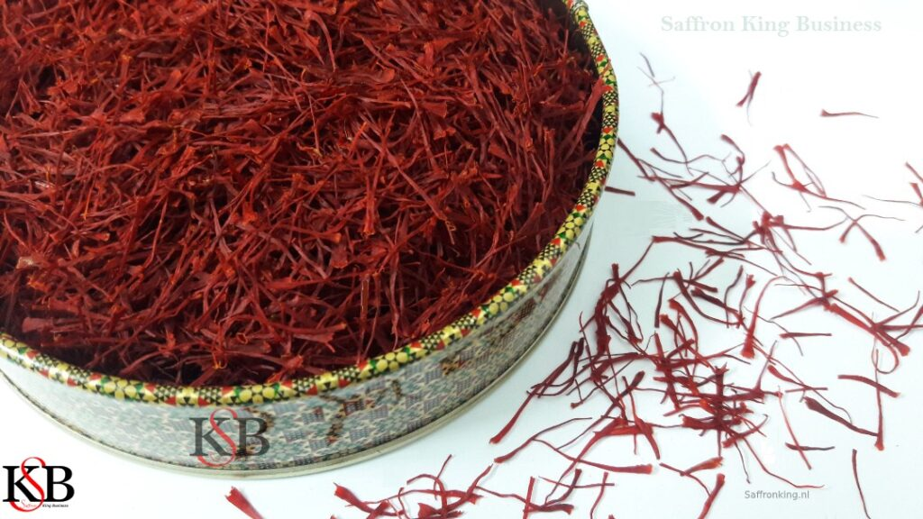 Buying and selling bulk saffron