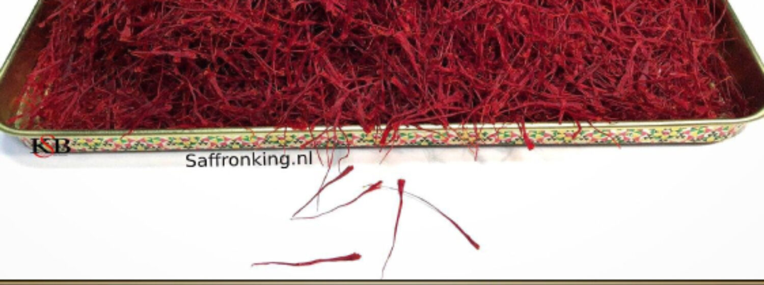 Sale price of saffron in Germany in dollars