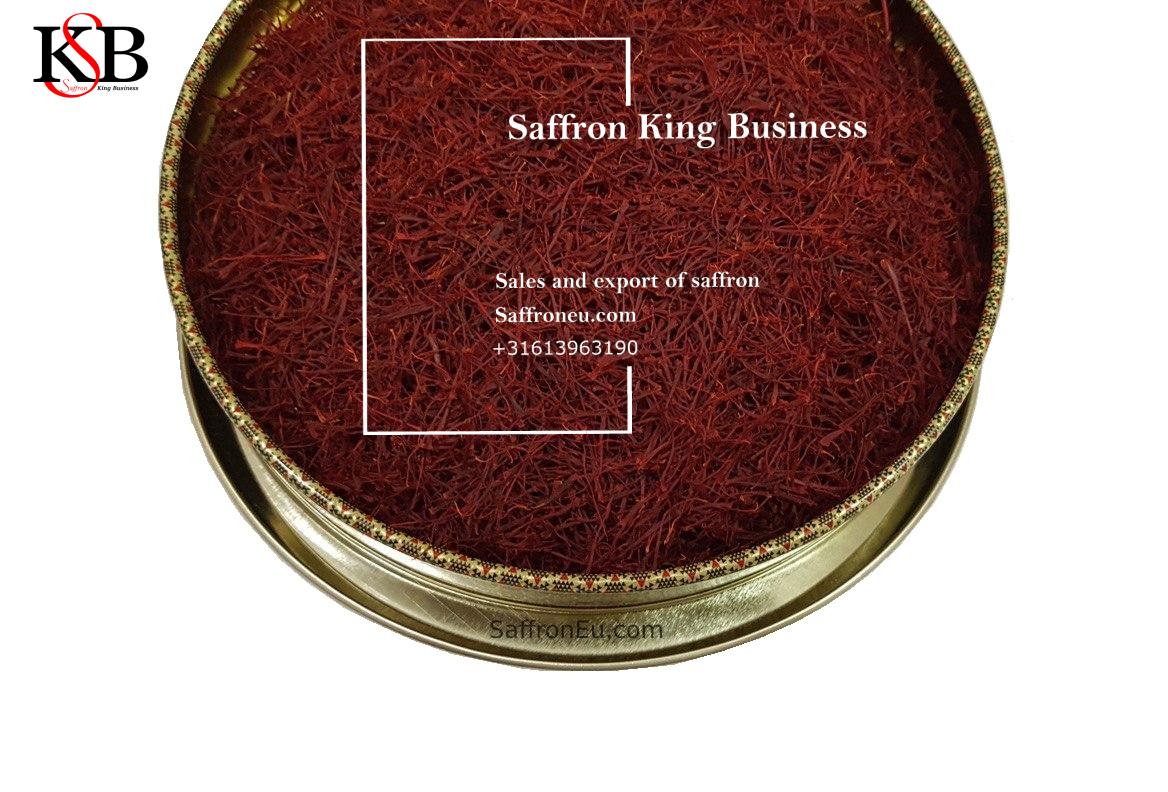 The selling price of each kilo of saffron is Negin