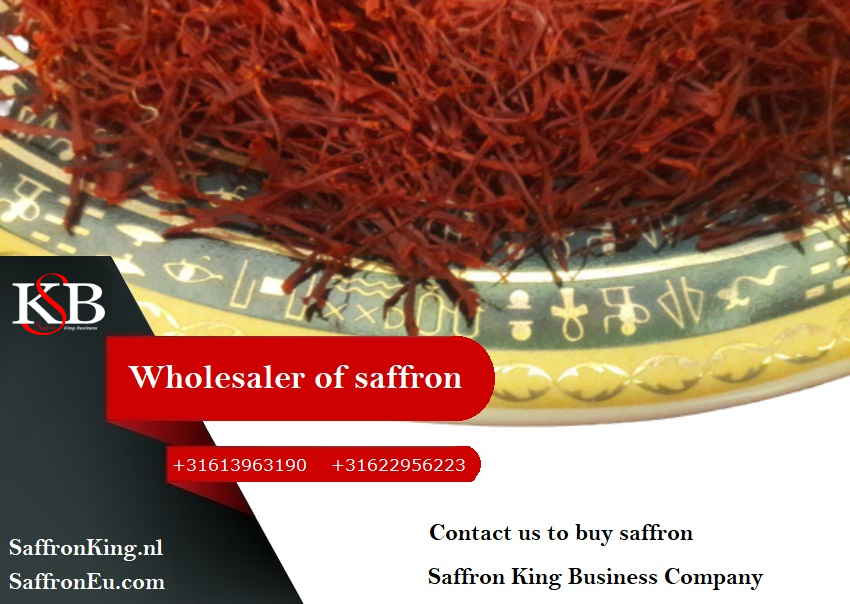 Features of exporting Pure saffron