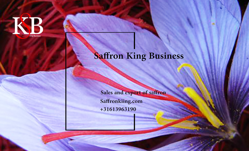 Wholesale of saffron in Germany