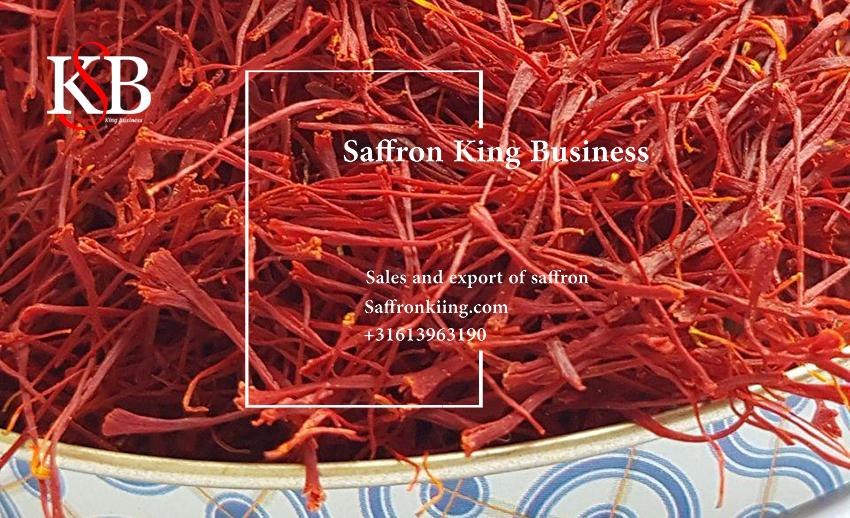 Buy major saffron from the German saffron market
