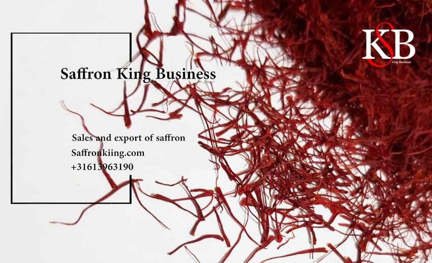 Wholesale saffron in the saffron market