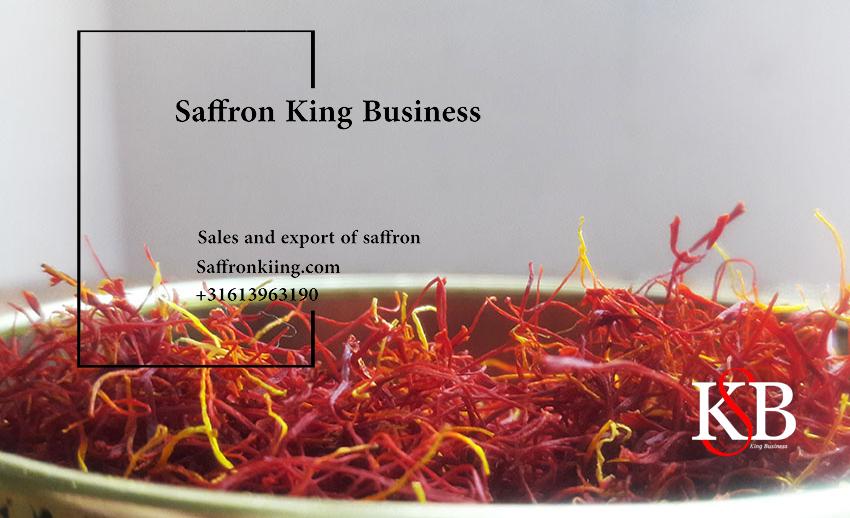 Sale of Iranian bulk saffron