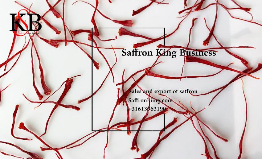 Sales center of Iranian saffron in Europe