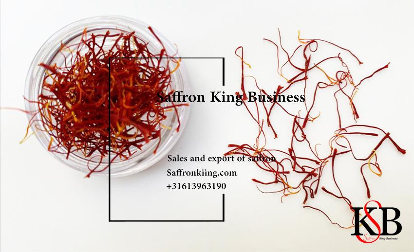 What is the price per kilo of saffron in Europe?