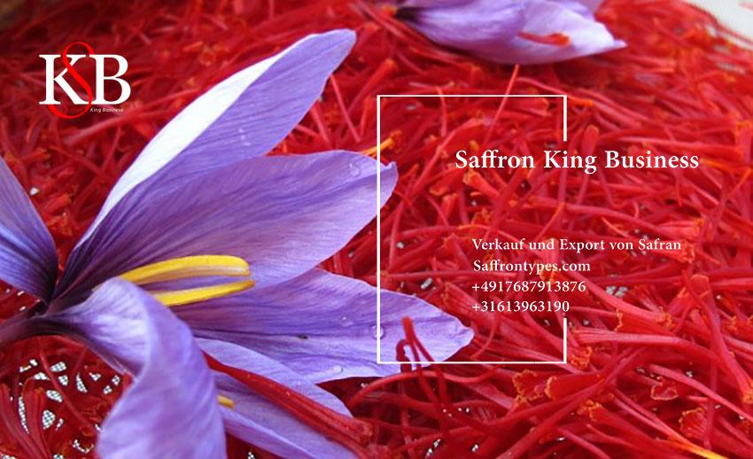 Saffron prices in the saffron market