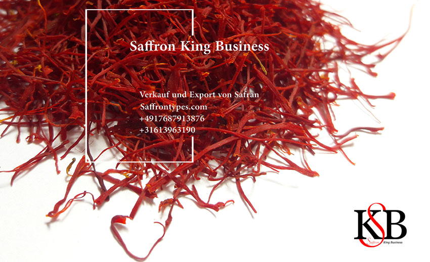 Price of Iranian saffron in the Netherlands