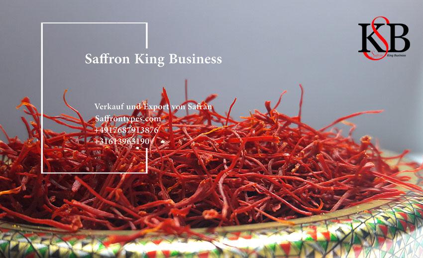 Price per kilo of saffron in Europe