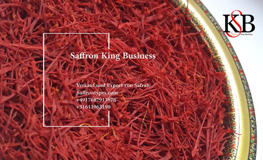 Bulk saffron sales center in Germany