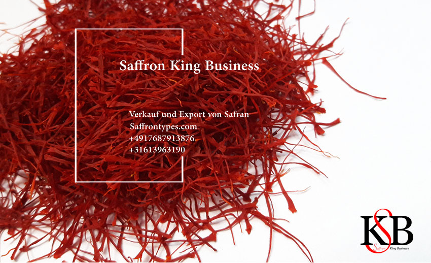 Exceptional purchase of pure export saffron