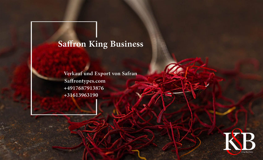 Export of saffron to America
