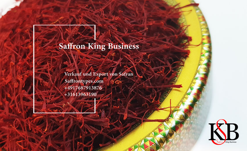 Wholesale saffron in Europe in 2021