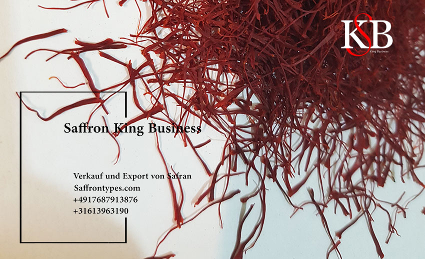 Sale of bulk saffron