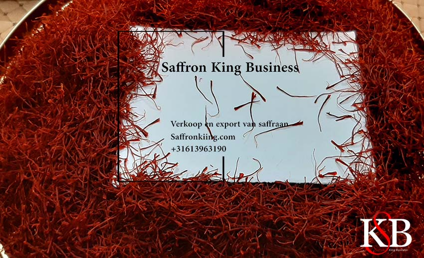 The best brand of saffron in Europe