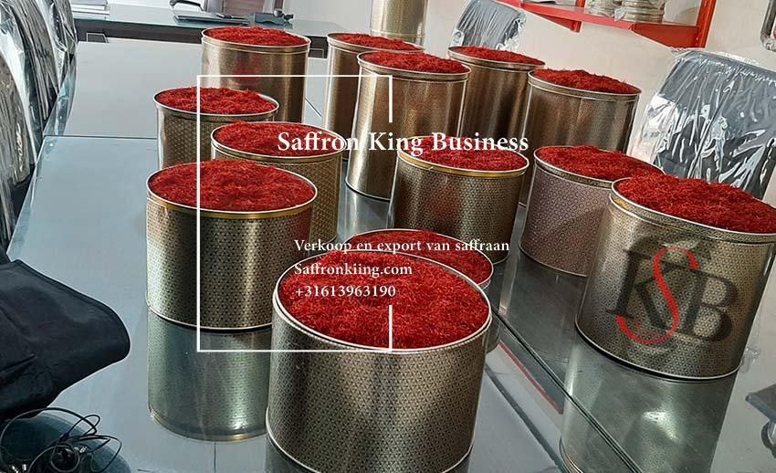 Le magasin de safran le plus prestigieux