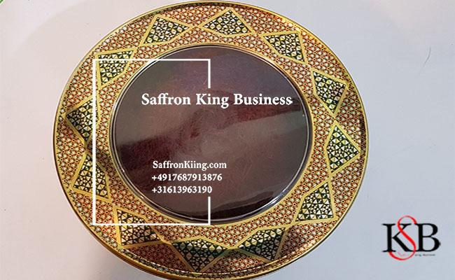 Eksport af safran