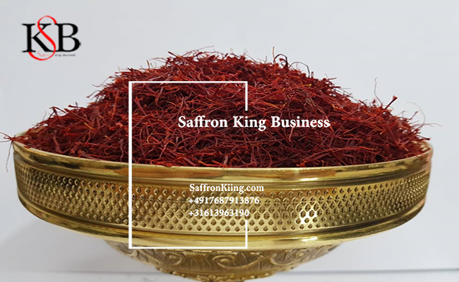 Køb safran online fra virksomheden