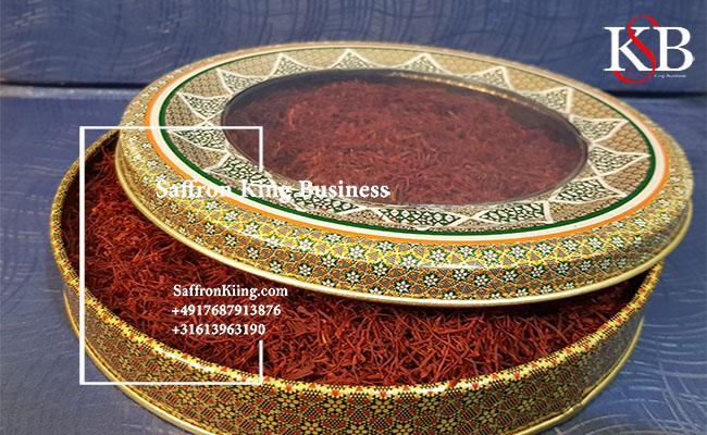 Saffron prices in Turkey