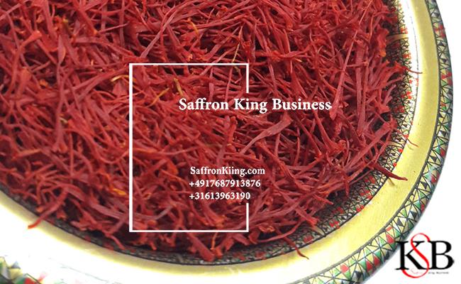 De prijs van saffraan van vandaag