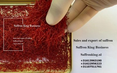 The price of different types of saffron
